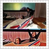 "Lolo goofed off in a bobsled in February 2013 with fellow Summer Olympian Alex Morgan, who played soccer for Team USA during the 2012 Games. ""Recruiting @alexmorgan13 to join the USA Bobsled Team,"" she said. (Spoiler alert: Alex didn't go for it.) Source: Instagram user lolojones"