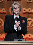 Jane Lynch hosted the Directors Guild Awards in LA.