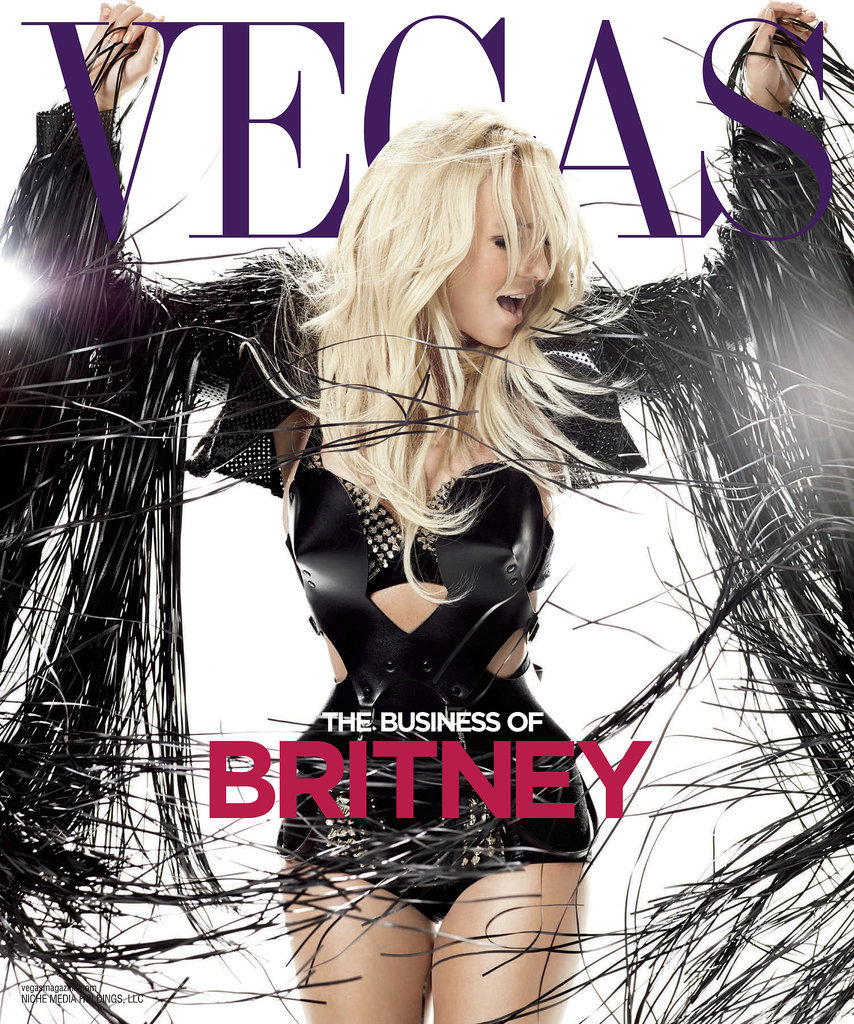 "Britney in Her Own Words: ""I'm Way Less Fearless"""