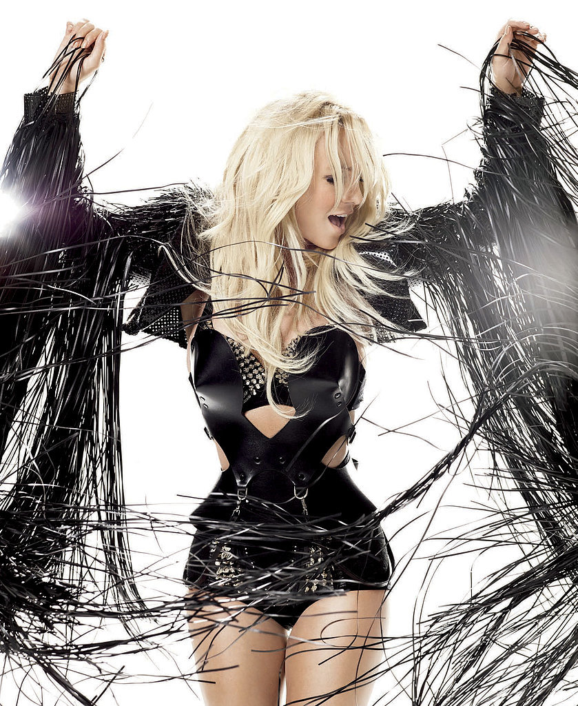"While evaluating her evolution as an artist, Britney said, ""I'm older, obviously, and I think I'm probably a little bit wiser, but I'm way less fearless. I can't wait for the first night to be over and move on to the next show."" That doesn't mean Britney won't bring her A-game, though. ""At the heart of it all, I want there to be enough dance . . . I want there to be enough singing. And I want it to be magical."""