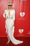 Lady Gaga at the MusiCares Person of the Year Award