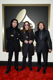 Black Sabbath at the 2014 Grammy Awards.