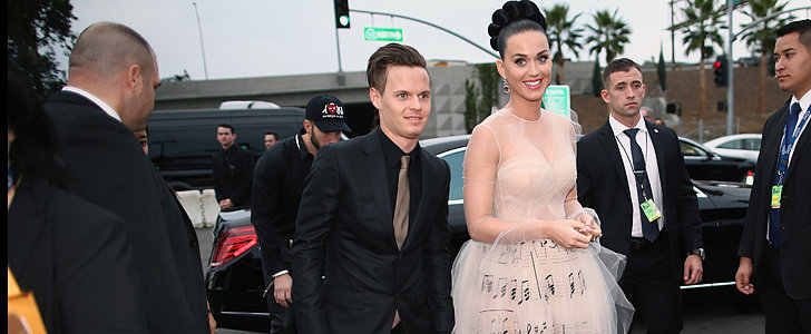 Did Katy Perry's Grammys Gown Hit the Right Notes?