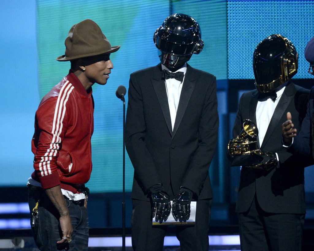 When Pharrell Williams Spoke For Daft Punk
