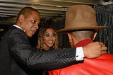 "Then Beyoncé was like, ""So what are you hiding in there?"""