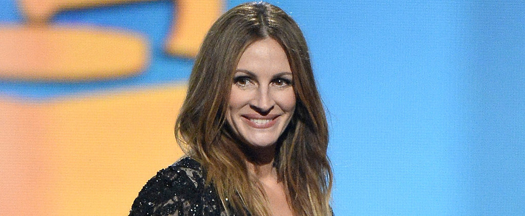 Did You Expect to See Julia Roberts at the Grammys?