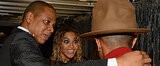 What Did Beyoncé and Jay Z Think of Pharrell's Huge Hat?
