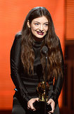 Lorde Celebrates Her Grammy Wins With Her Best Friend