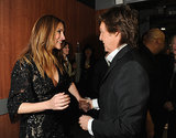 Julia Roberts Loves All Award Shows Equally