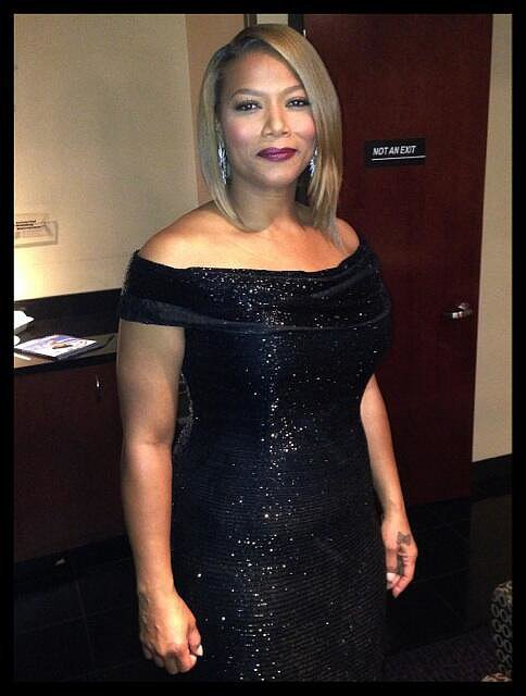 Queen Latifah Weight Loss 2014 Queen latifah officiated a