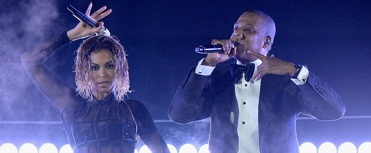 Watch Beyoncé and Jay Z's Supersexy Grammys Duet