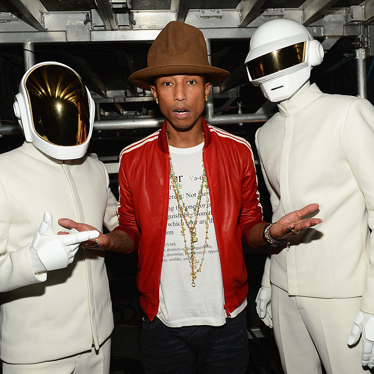 Pharrell Williams Grammy Jewellery