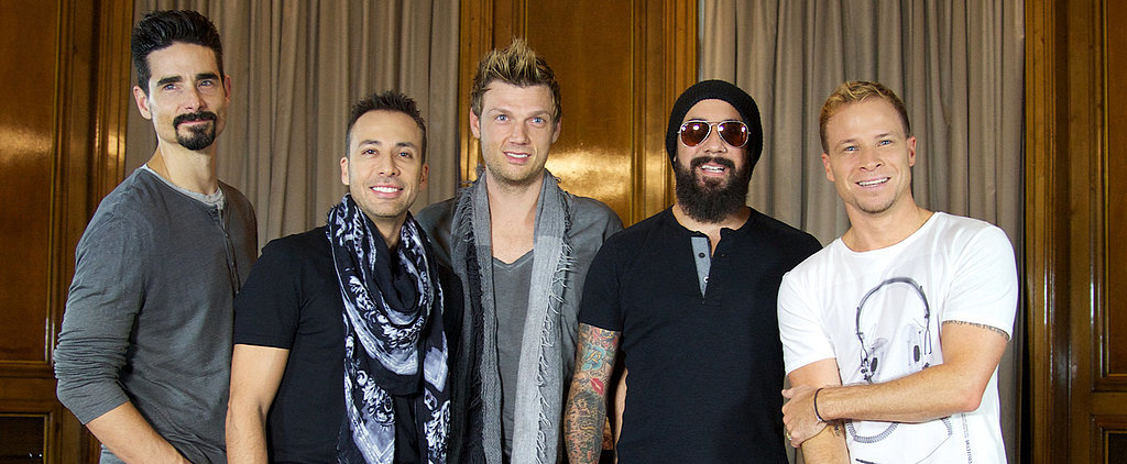 "This Backstreet Boy Wants to Take Justin Bieber ""Under His Wing"""