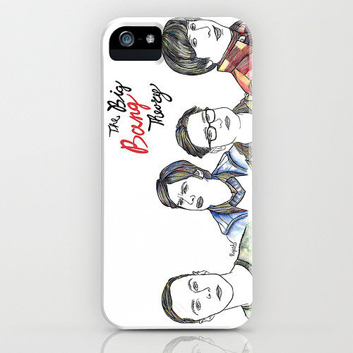 This phone case ($35) takes fan art to a new level.