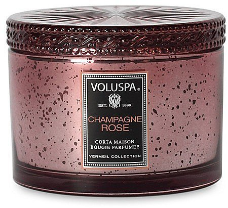 Voluspa Corta Maison Glass Candle Pot