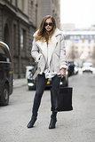 Bundling up looks better in shearling, doesn't it? Source: Le 21ème | Adam Katz Sinding