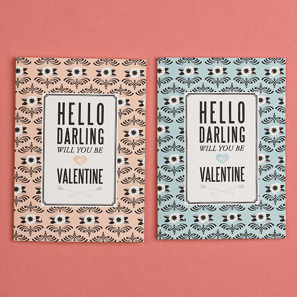 Darling Valentine's Printable
