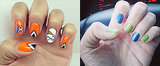 Get Ready For Game Time With Some Super Bowl Nail Art