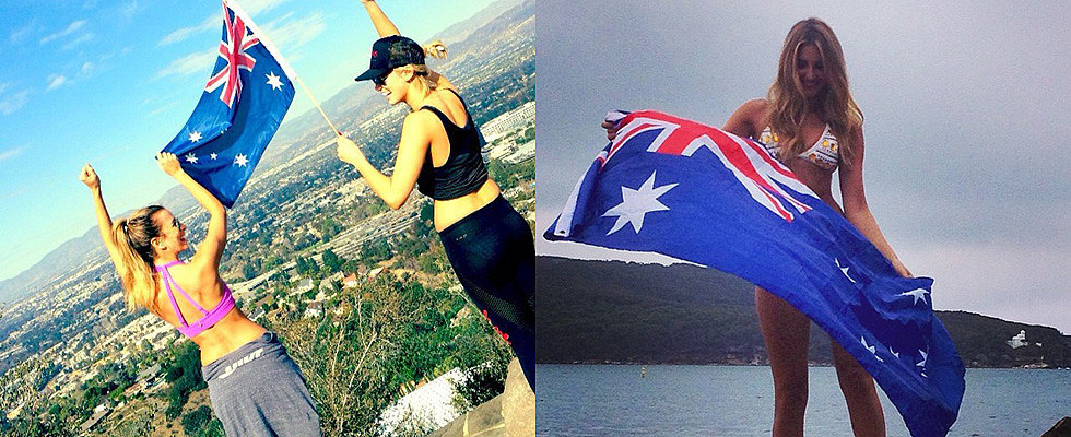 How Did You Spend Australia Day? Here's What These Aussie Stars Did