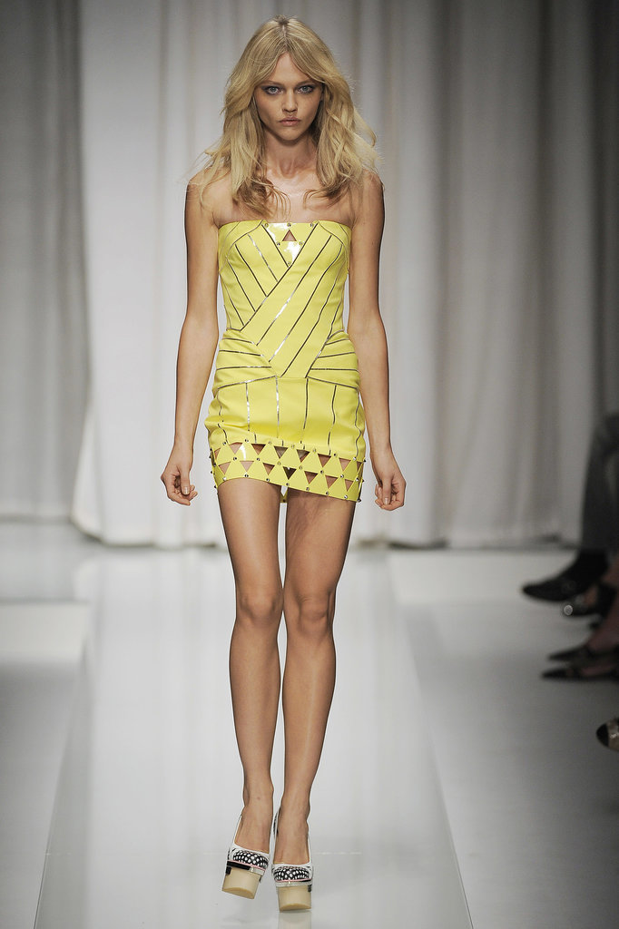 Versace Spring 2010