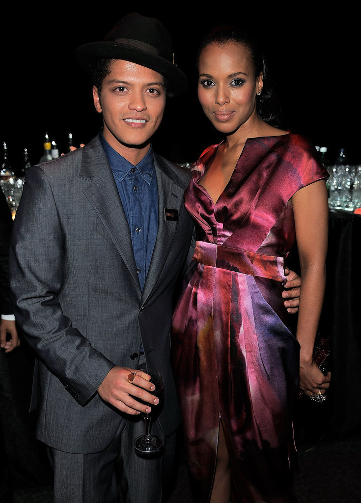 She and Bruno Mars Are Amazing, Just the Way They Are