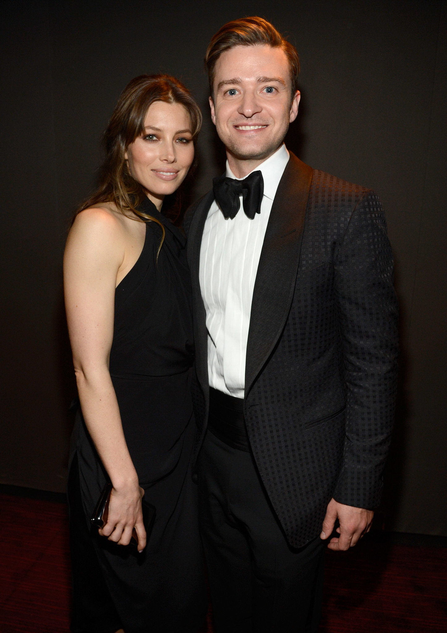 Justin and his wife, Jessica Biel, were all smiles at the Time 100 Gala in
