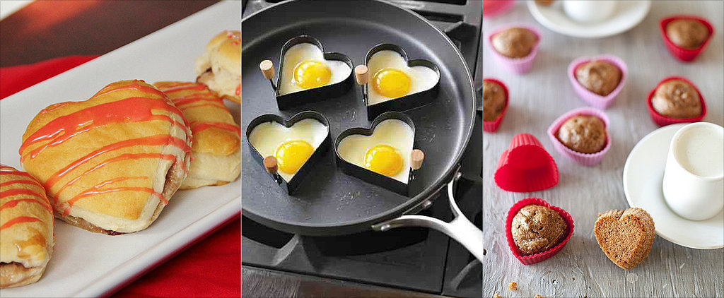 16 Valentine's Day Breakfast Ideas For Tots