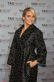 Cameron Diaz hit the red carpet in NYC on Tuesday for a Tag Heuer event.