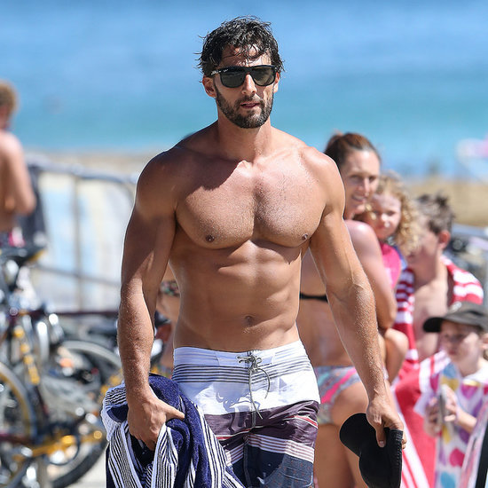 Shirtless Male Celebrity Pictures