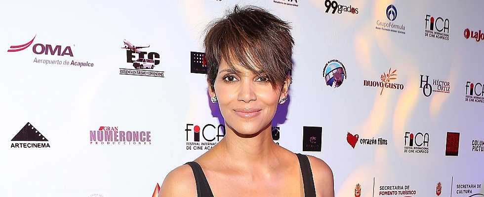 Halle's Hair Is Looking Better Than Ever Post-Baby