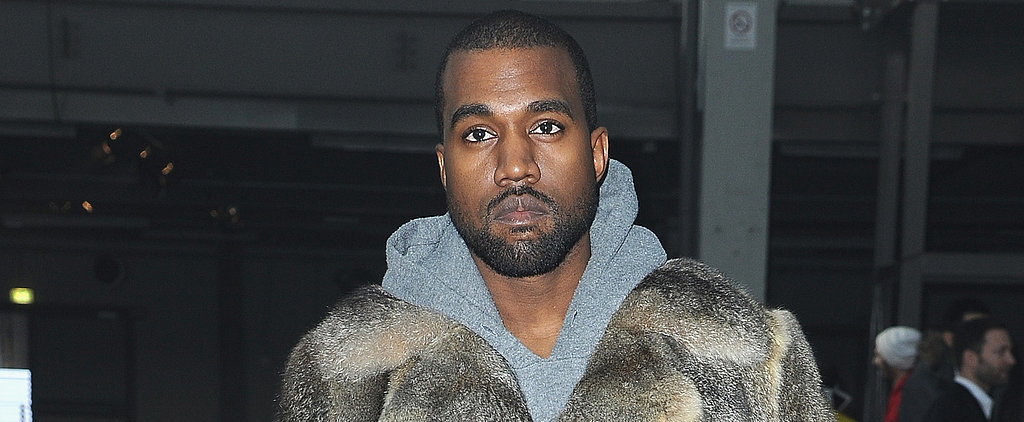 Kanye Is Not a Fan of Lena Dunham's Vogue Cover