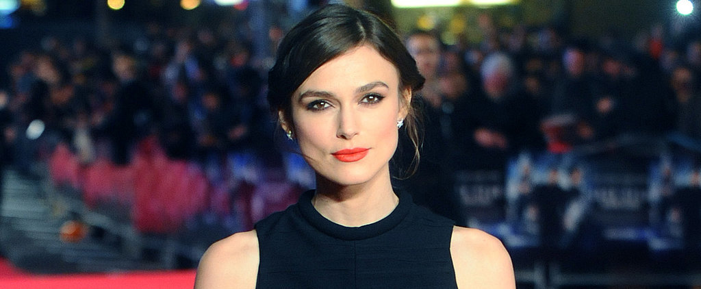 Your GIF Guide to Keira Knightley's Updo
