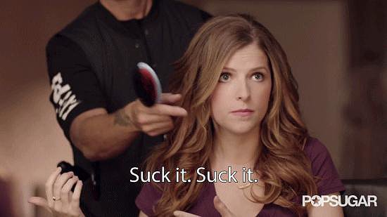 "Anna Kendrick ""Can't Stuff Her Indie Cred in a Male Stripper's G-String"""