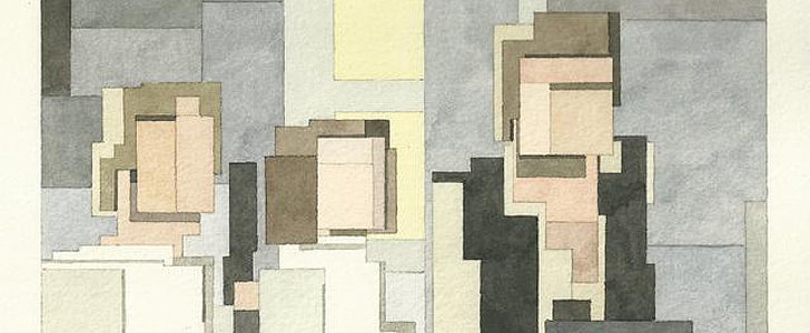 8-Bit Watercolor Art Is All Kinds of Crazy Cool