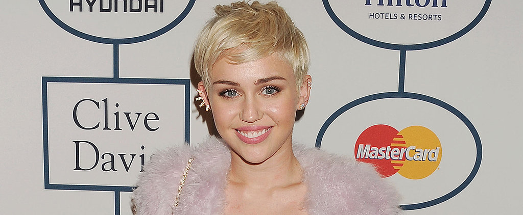 Miley Cyrus Gives Justin Bieber Some Partying Tips