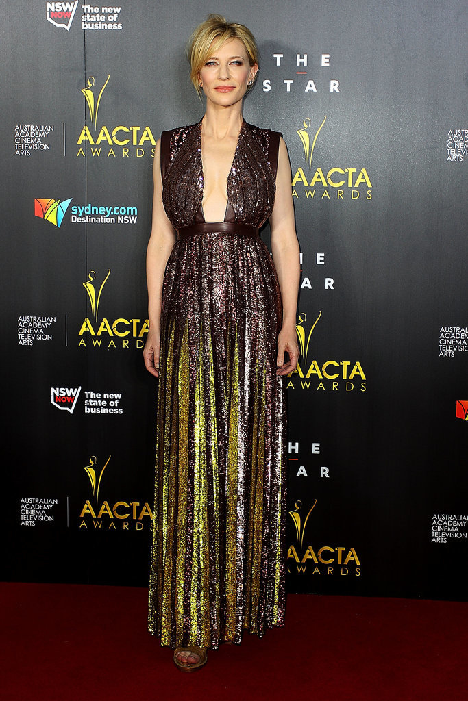 Cate Blanchett at the AACTA Awards