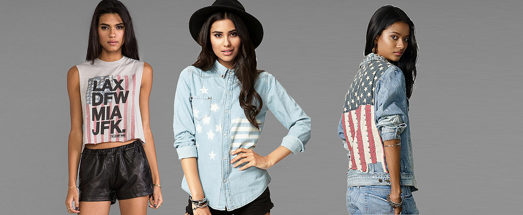 Stars-and-Stripes Pieces We Actually Want to Wear