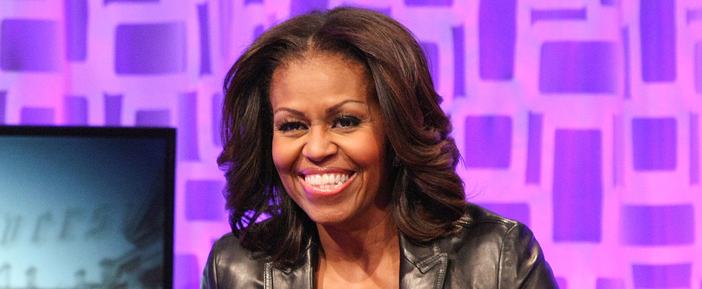 Guess Which TV Show Michelle Obama Binge-Watches