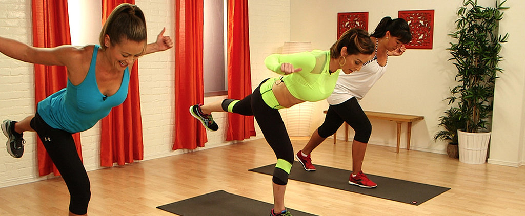 Get Cocktail-Dress-Ready With This 10-Minute Workout