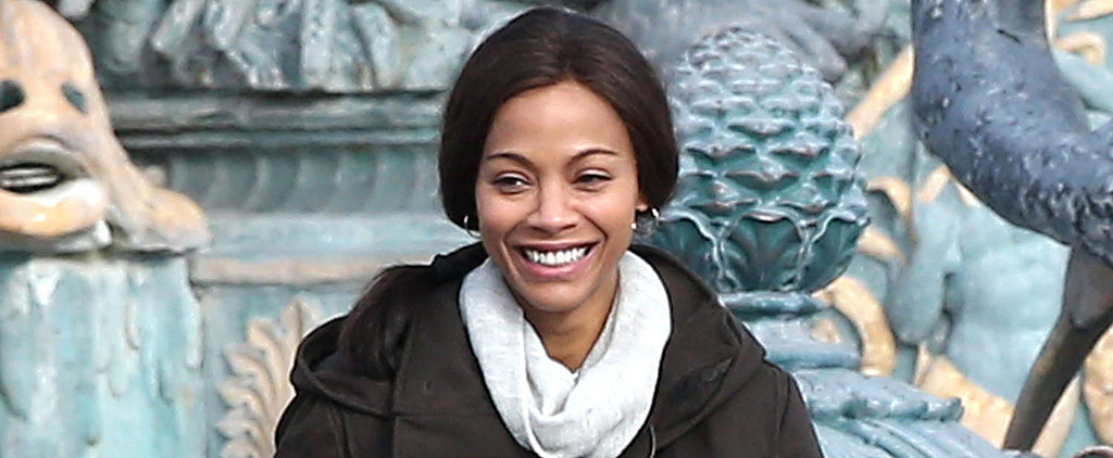 Rosemary's Baby Isn't Bringing Zoe Saldana Down
