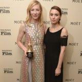 Cate Blanchett in beaded Maison Martin Margiela dress