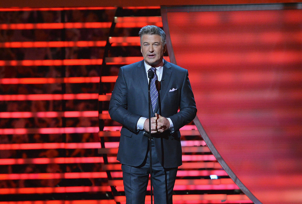 Alec Baldwin hosted the NFL Honors award show.