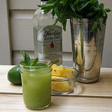 Pineapple-Mint Mojito