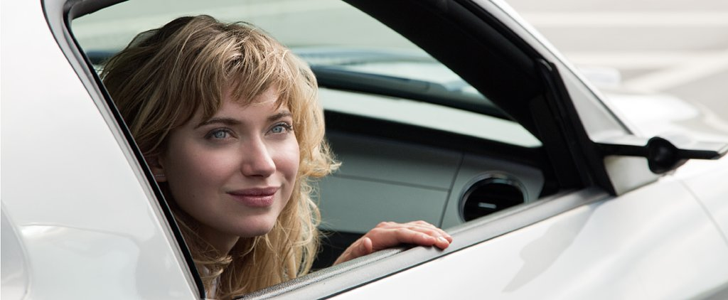 Need For Speed's Imogen Poots Doesn't Even Drive