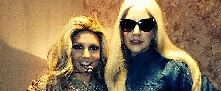 The Queens of Pop Collide in Las Vegas
