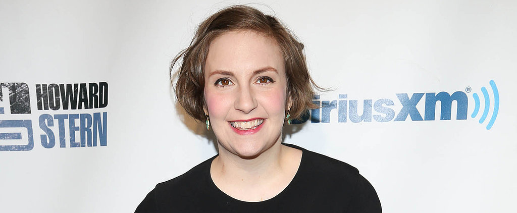 Lena Dunham's Harsh Words to Howard Stern