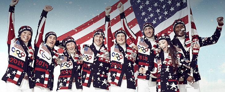 Team USA Olympians Know How to Rock Serious Star-Spangled Style
