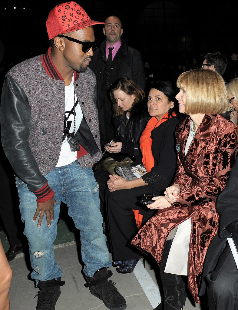 Then Kanye Took It Out on Lena Dunham