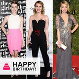 American Haute Story: Emma Roberts's Ultimate Red Carpet Looks