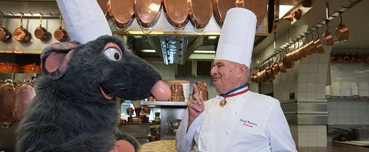 A Ratatouille-Themed Restaurant Is Coming to Paris